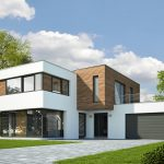 Maison en bois, tendance nature